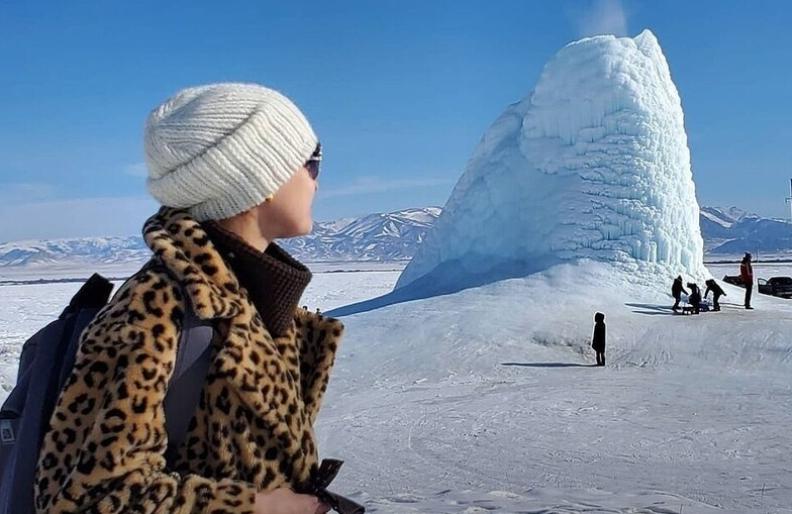 Ледяной вулкан