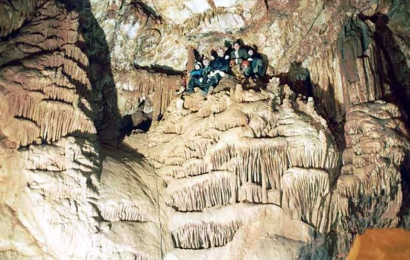 Кашкулакская пещера Хакасия