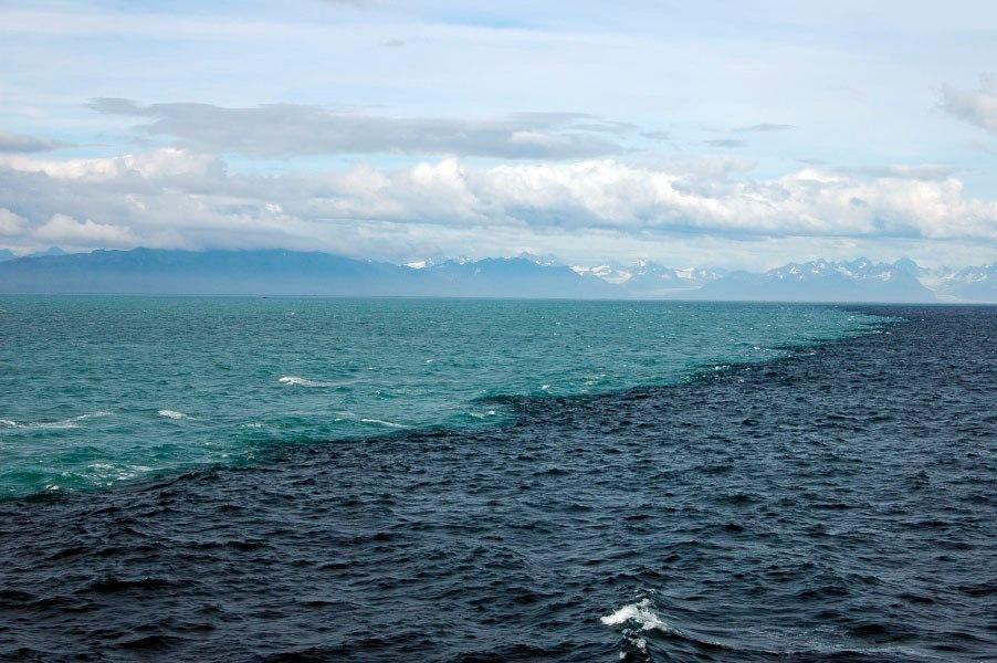 Океаны не смешиваются