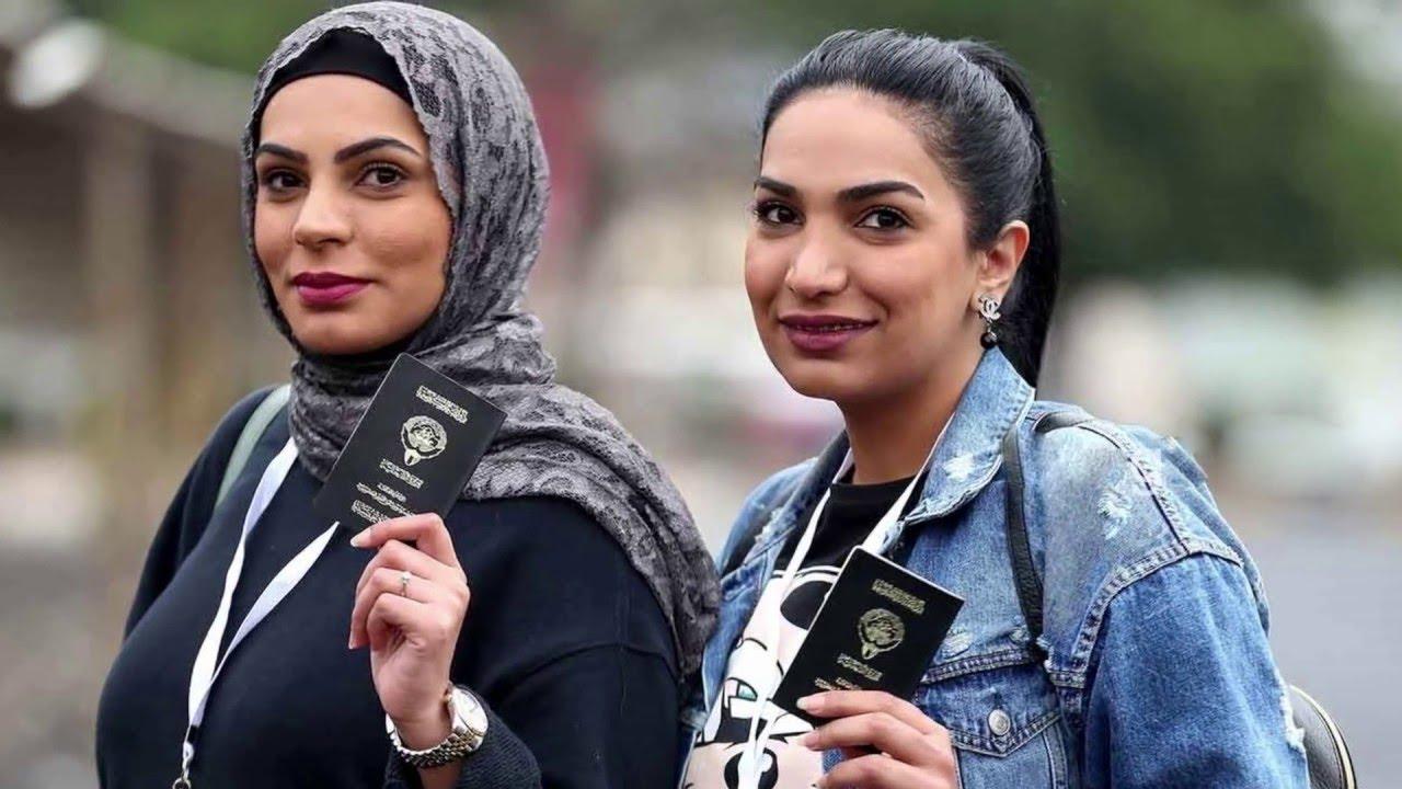Жители Кувейта