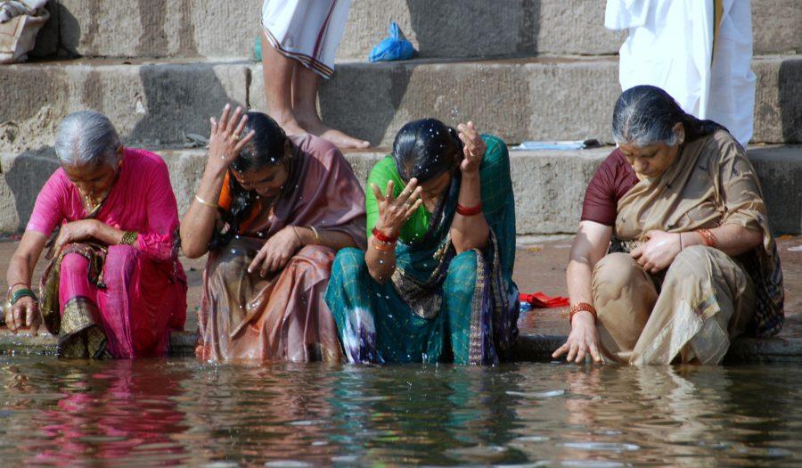 Священные воды Ганга
