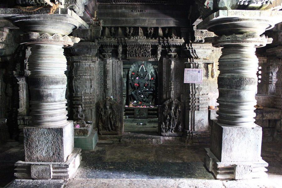 Тайна шестой двери золотого индийского храма