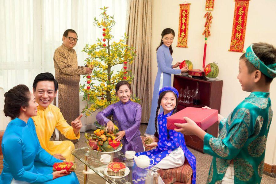 Традиции во Вьетнаме