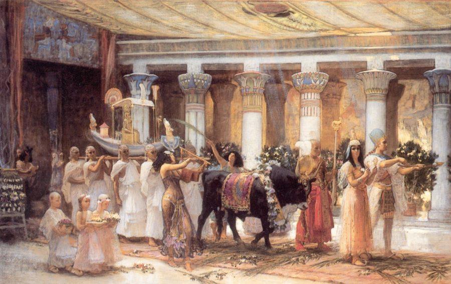 Праздники в древности