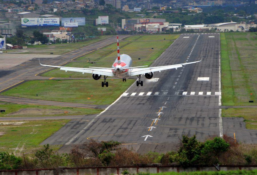 Воздушная гавань Гондураса