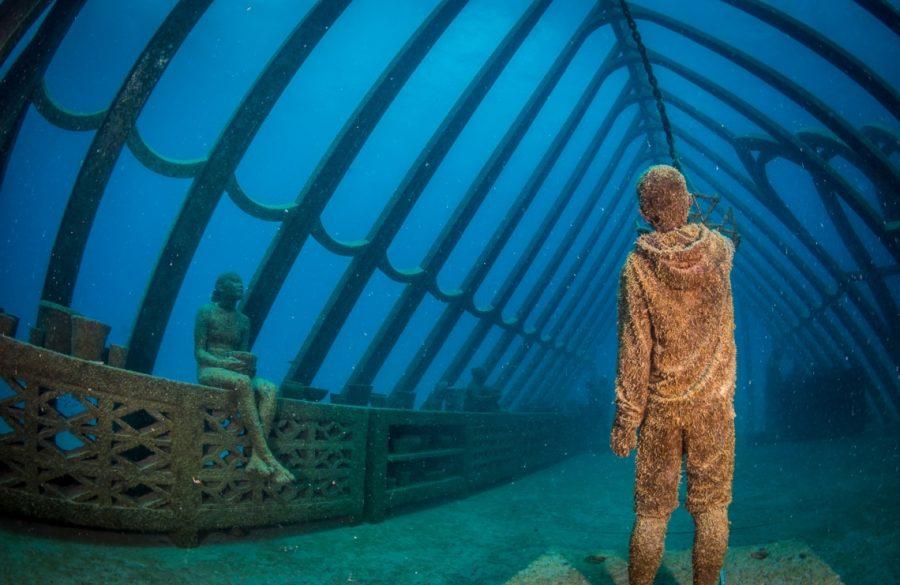 Австралийский музей подводного искусства