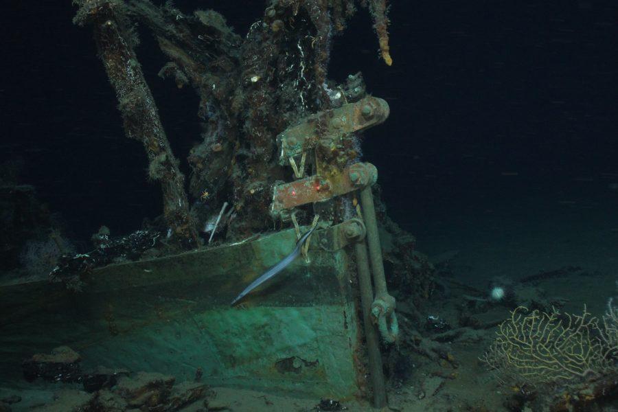 Затонувшие судна у флоридского побережья