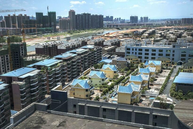 Жилой комплекс на крыше