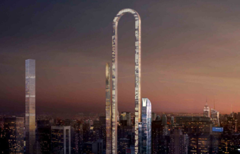 Необычные небоскребы мира