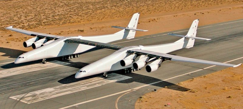 Stratolaunch Carrier