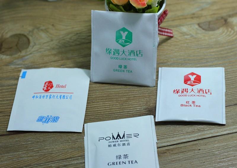 Чай в пакетиках в отеле
