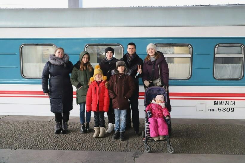 Семья дипломата
