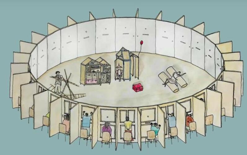 Работа театров в пандемию