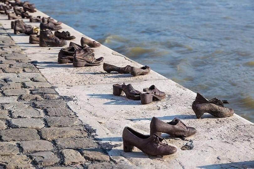 В Будапеште мемориал жертв холокоста