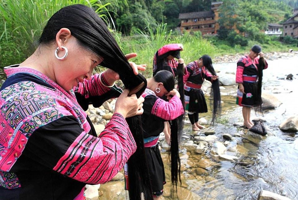 Женщины в деревне