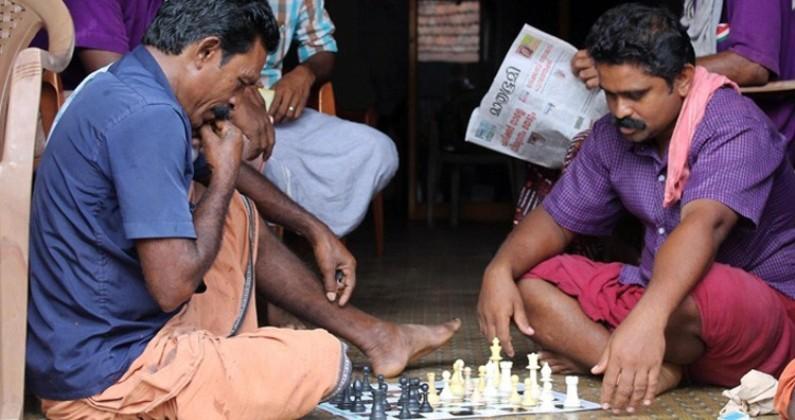 В деревне Мароттичал в Индии