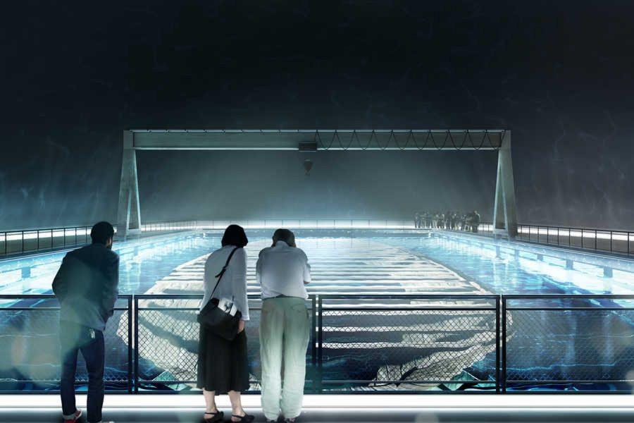 Подводный музей вокруг судна