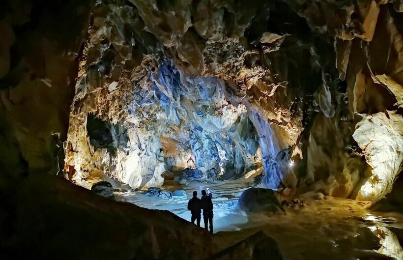 Прожить в пещере без гаджетов