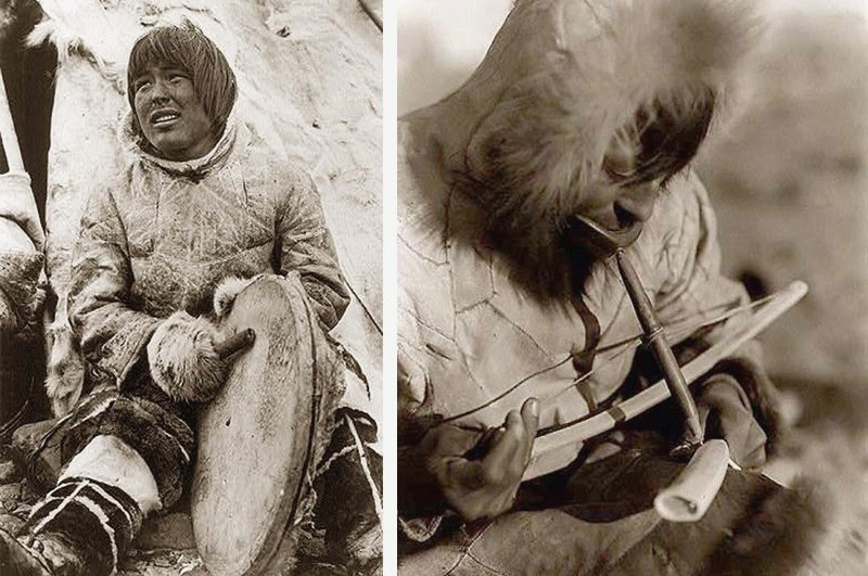 Чукотские шаманы