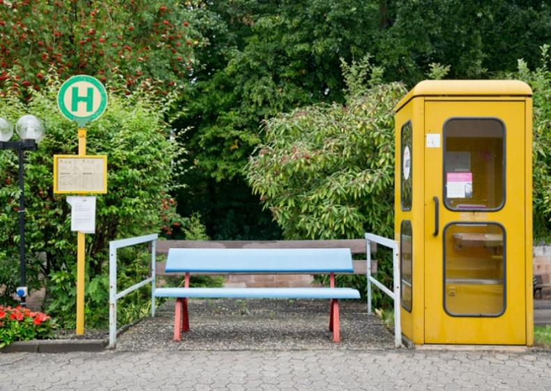 Фейковые остановки в Германии