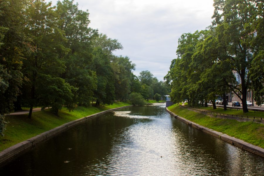Черная речка Санкт-Петербург