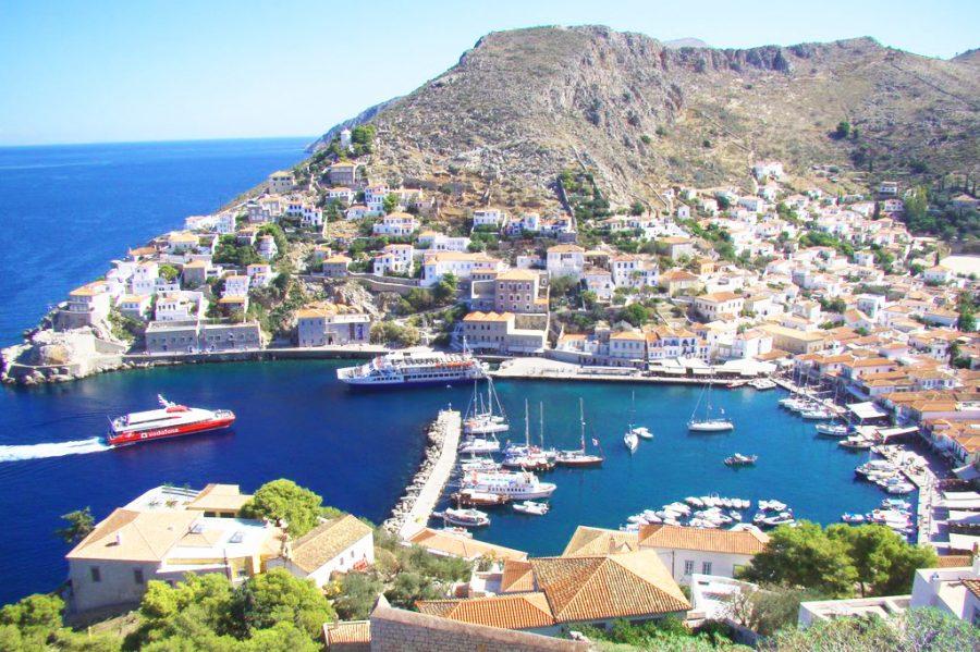 Идра в Греции