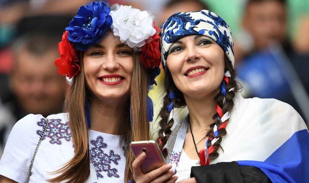Россиянки