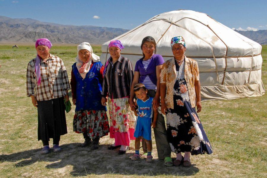 Население в Монголии