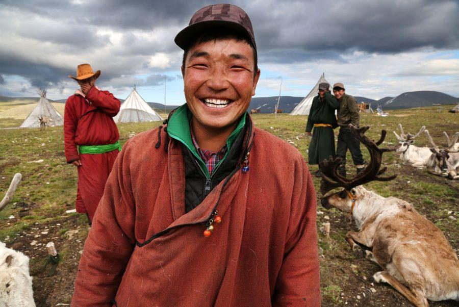 Проживают в Монголии