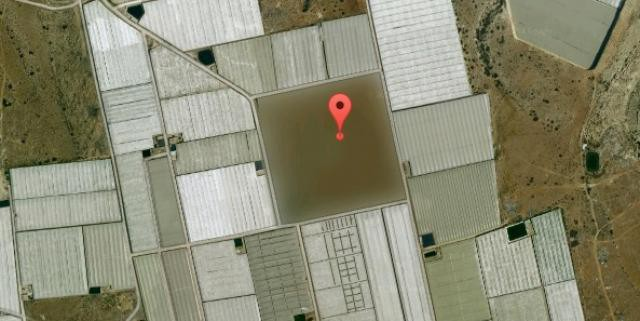 Таинственный квадрат в Испании