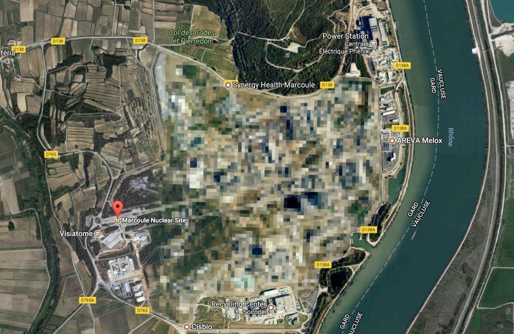 Атомная станция Маркуль