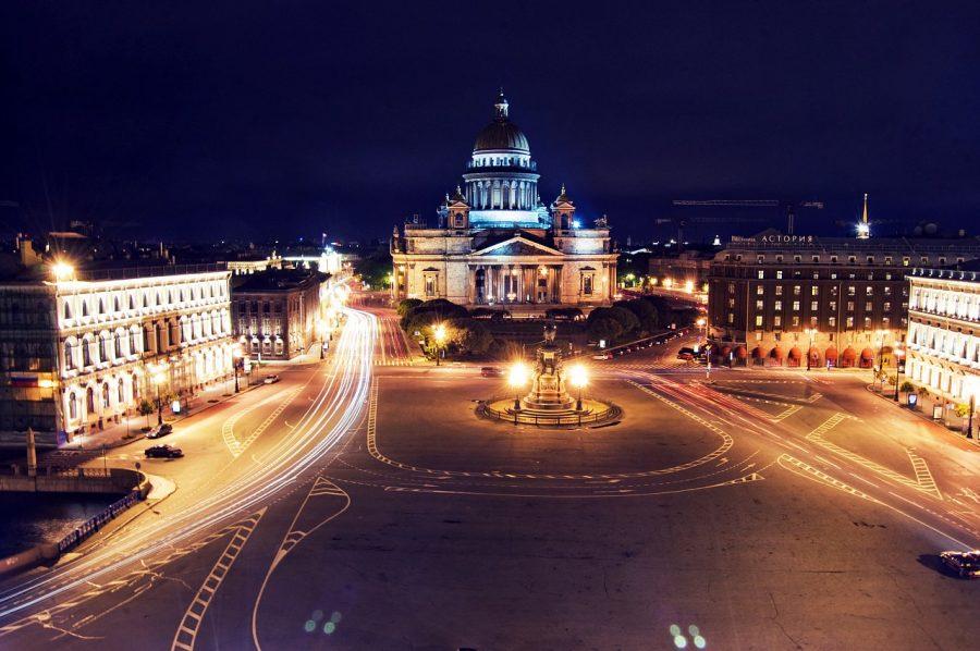 Город в России