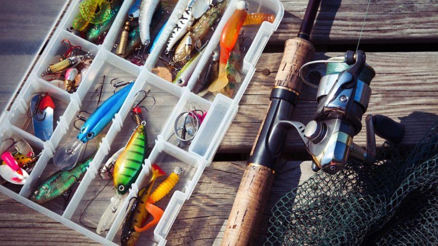 Набор рыболова