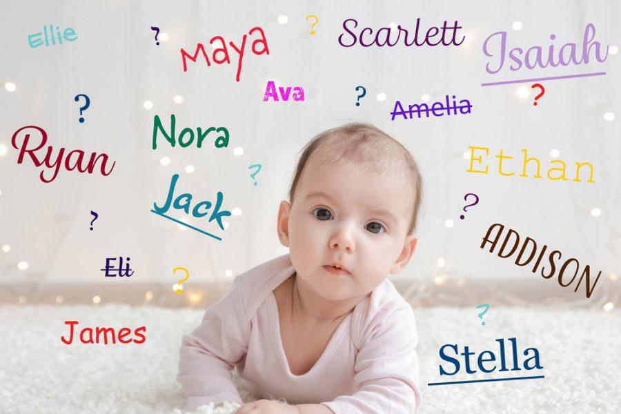 Имена для ребенка