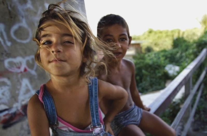 Дети в Италии