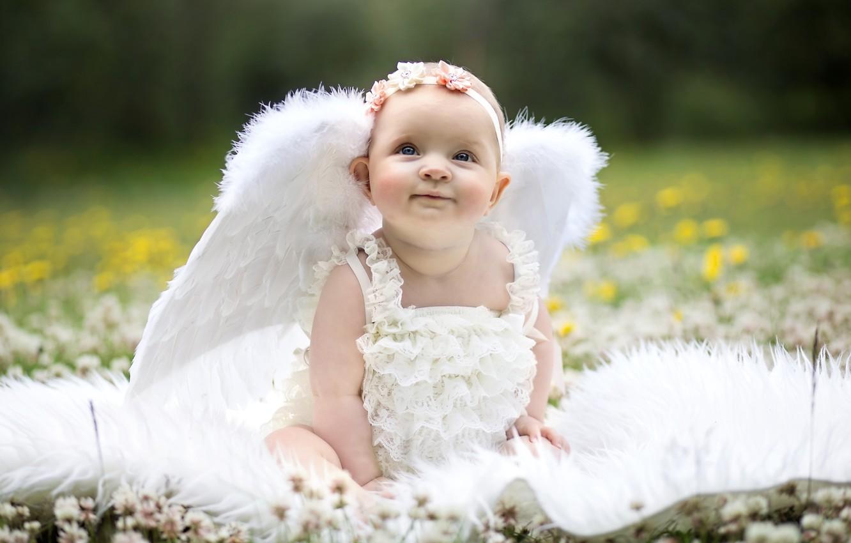 Ребенок ангелок