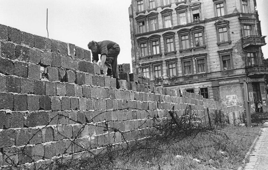 Берлинская стена