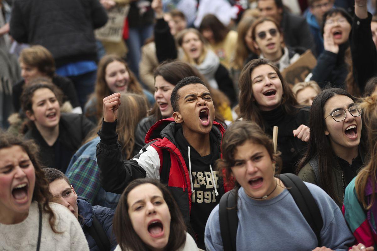 Студенты Швеции