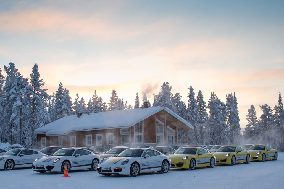 Шведская деревня