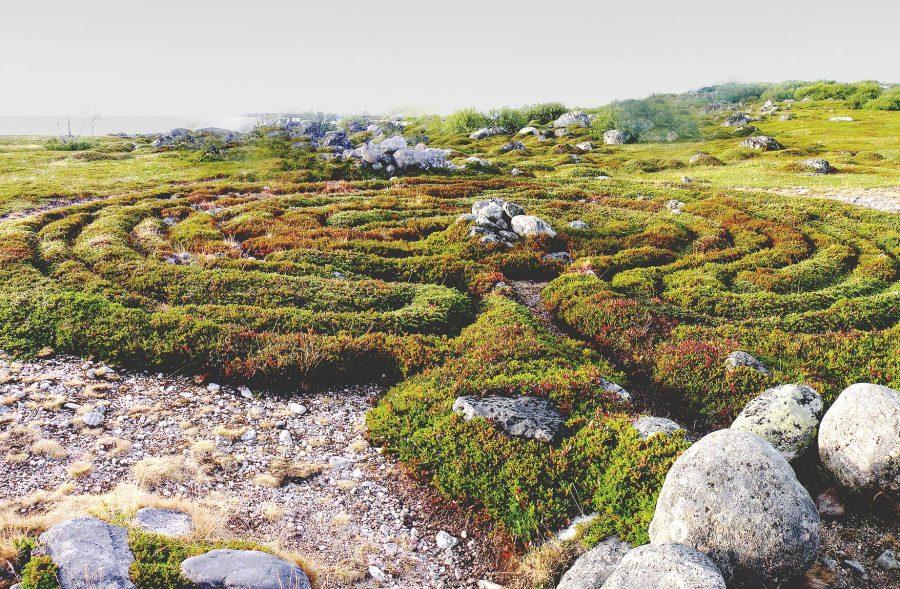 Саамские лабиринты