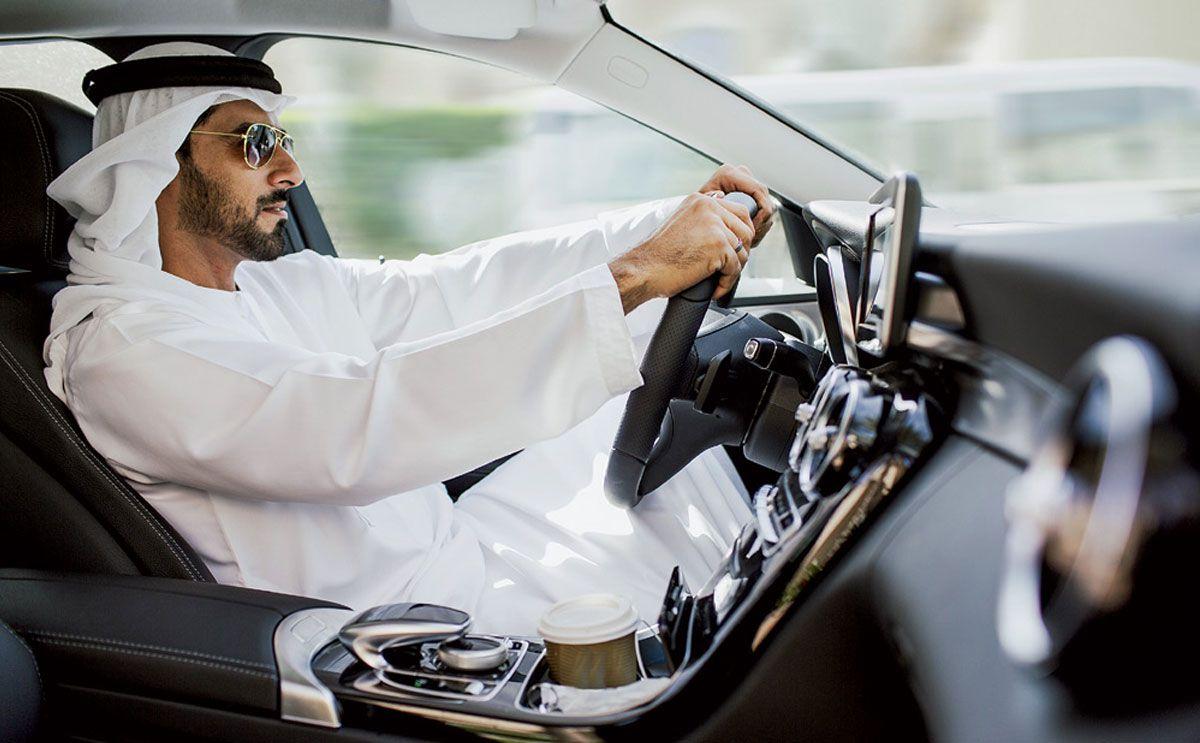 Богатые люди в Дубае