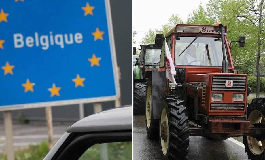 Фермер изменивший границу