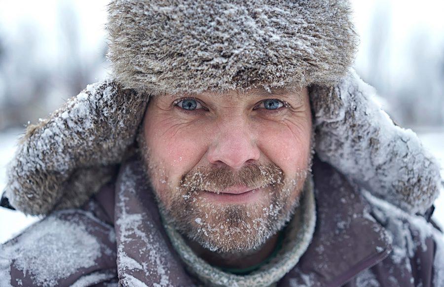 Житель Сибири