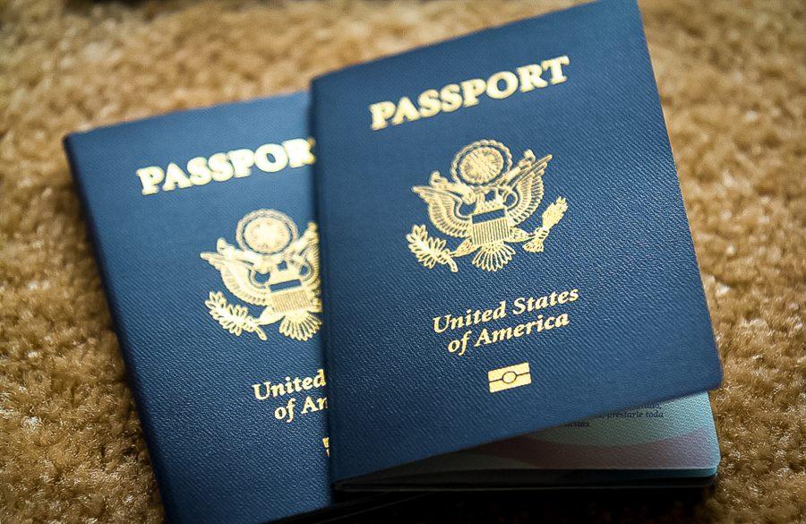 Паспорт жителей США