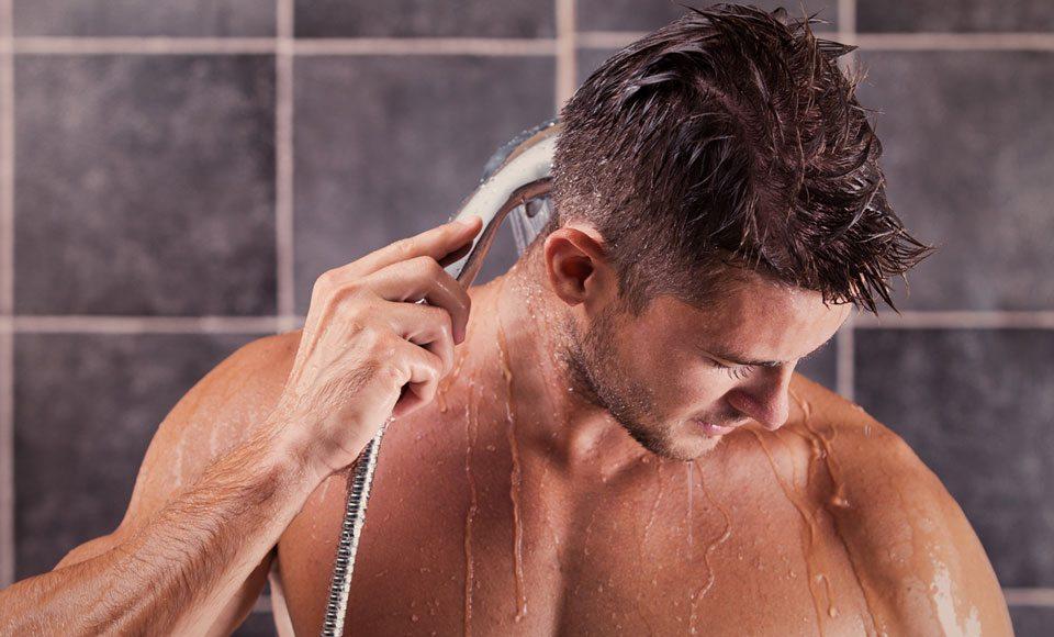 Мыться без мочалки