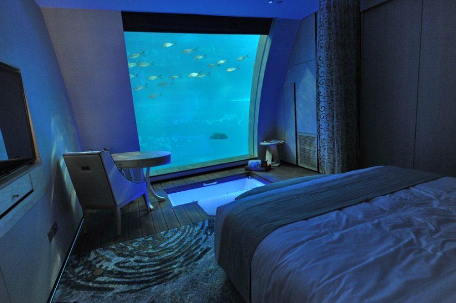 Подводные люксы Resorts World Sentosa в Сингапуре