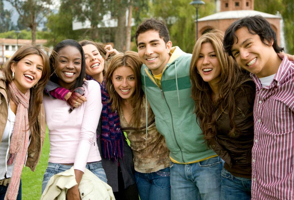 Молодежь в США