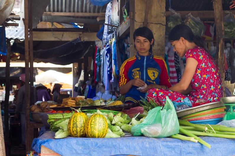 Прилавок во Вьетнаме