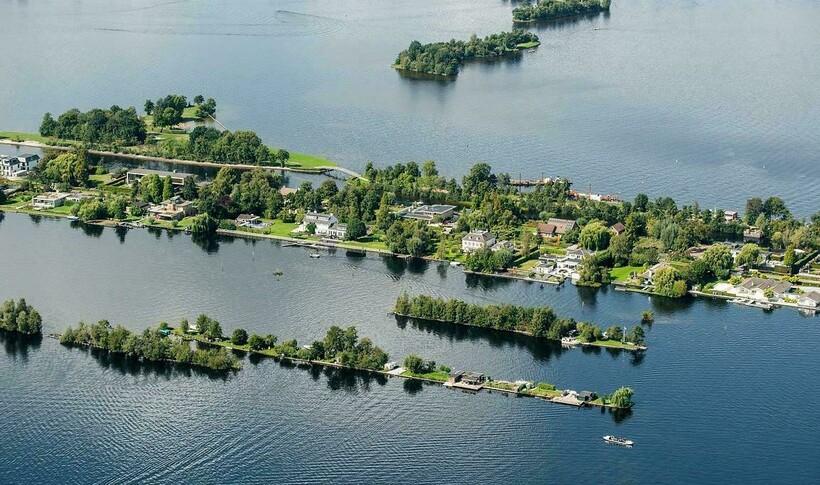 Винкевенские озера