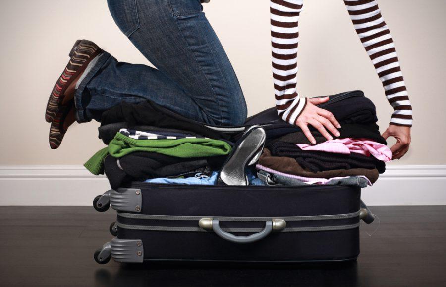 Паковать чемодан